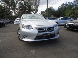 2014 Lexus ES 350 LUXURY NAVIGATION. AIR COOLED AND HTD SEATS. SEFFNER, Florida 9