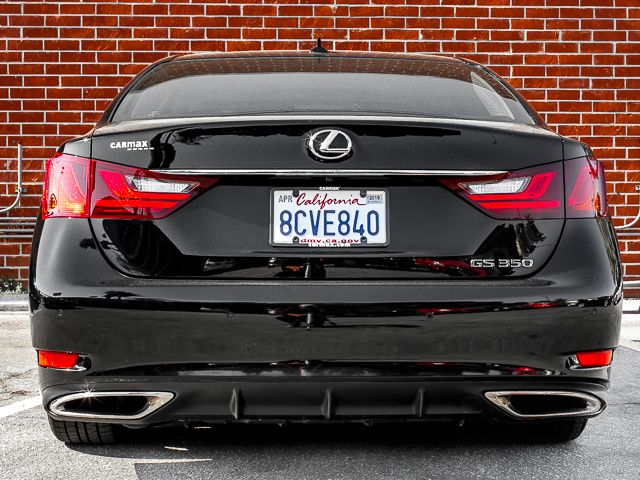 2014 Lexus GS 350 Burbank, CA 3