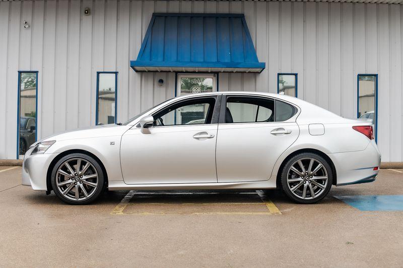 2014 Lexus GS 350 F-SPORT NAV/PREMIUM PKG/BT/SUNROOF/LEATHER/BLND SPOT SNSR in Rowlett, Texas
