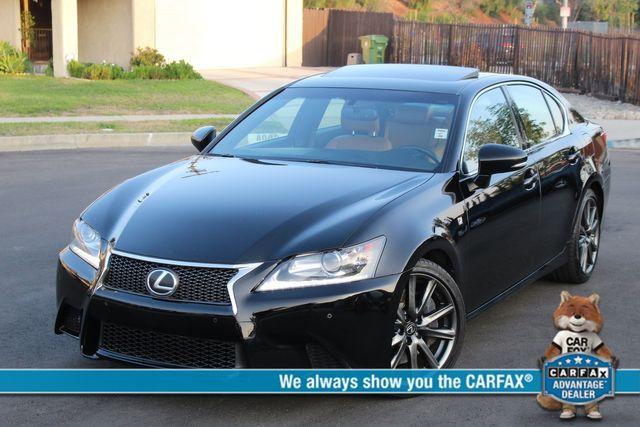 2014 Lexus GS 350 NAVIGATION 1-OWNER SERVICE RECORDS