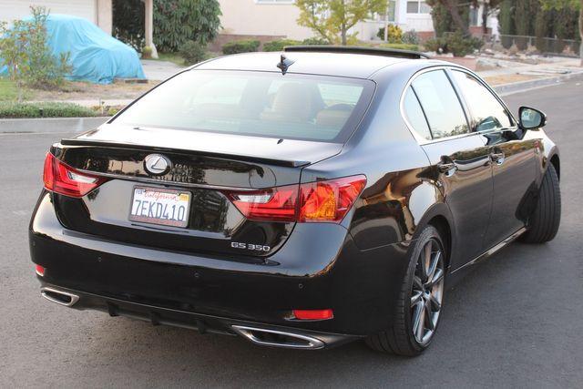2014 Lexus GS 350 NAVIGATION 1-OWNER SERVICE RECORDS in Van Nuys, CA 91406