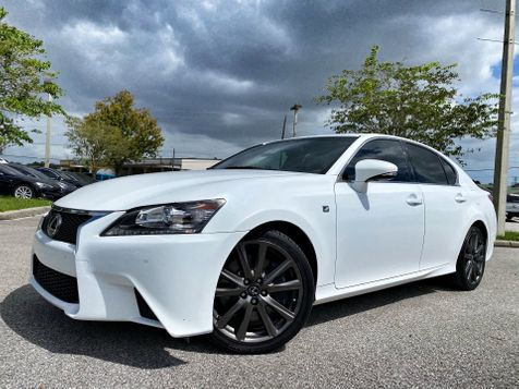 2014 Lexus GS 350 GS350 F-SPORT CARFAX CERT LOADED in Plant City, Florida