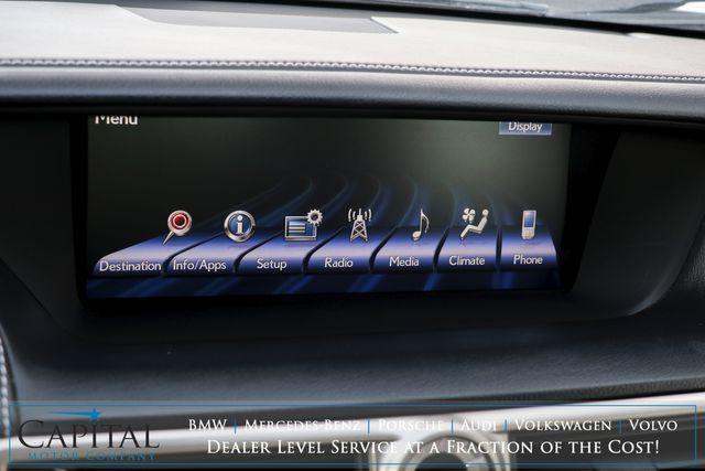 "2014 Lexus GS350 AWD Luxury-Sport Sedan w/Premium Pkg, 12"" Nav Screen, Heated/Cooled Seats and Premium Audio in Eau Claire, Wisconsin 54703"