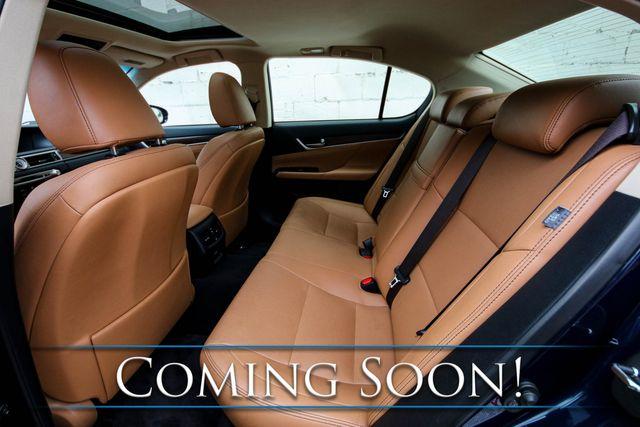 2014 Lexus GS350 AWD Luxury Car w/Nav, 360º Cameras, Heated/Cooled Seats, Premium Pkg & 2-Tone Interior in Eau Claire, Wisconsin 54703