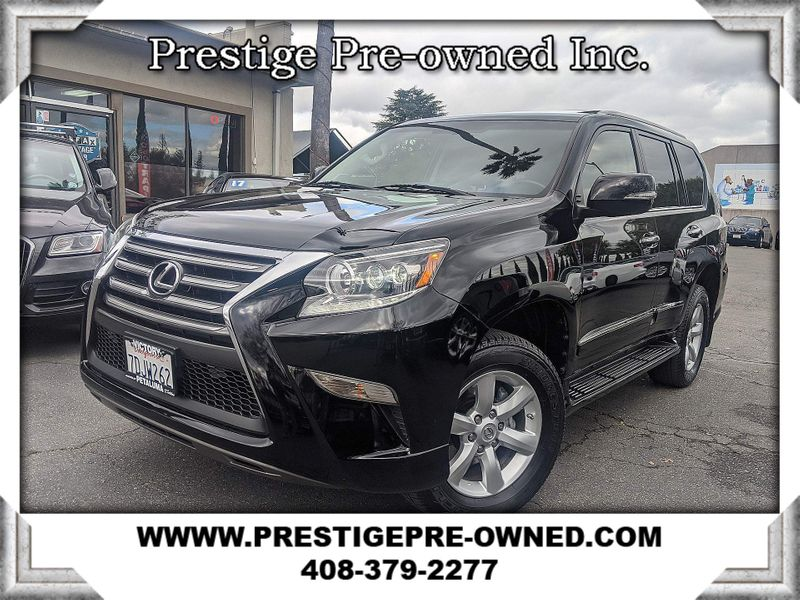 2014 Lexus GX 460 ((*AWD..NAVI & BACK-UP CAM..MOONROOF..3RD ROW*))  in Campbell CA