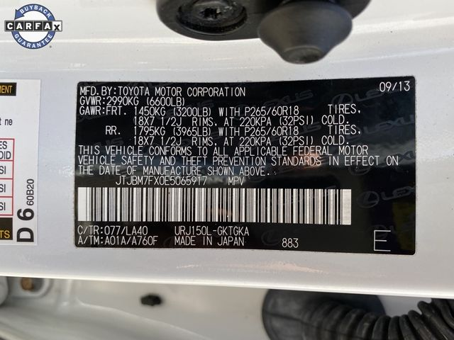 2014 Lexus GX 460 460 Madison, NC 47