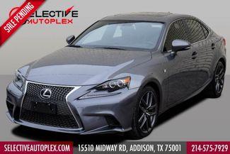 2014 Lexus IS 250 250 RWD in Addison, TX 75001
