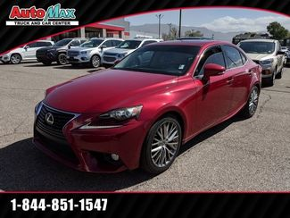2014 Lexus IS 250 4DR SPT SDN RWD A in Albuquerque, New Mexico 87109