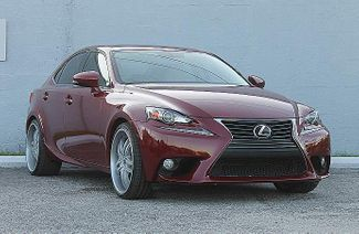 2014 Lexus IS 250 Hollywood, Florida 1