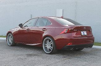 2014 Lexus IS 250 Hollywood, Florida 7