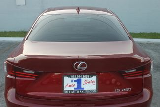 2014 Lexus IS 250 Hollywood, Florida 40
