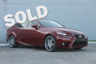 2014 Lexus IS 250 Hollywood, Florida