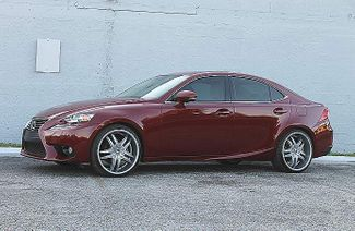 2014 Lexus IS 250 Hollywood, Florida 31