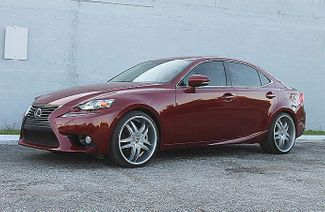 2014 Lexus IS 250 Hollywood, Florida 46