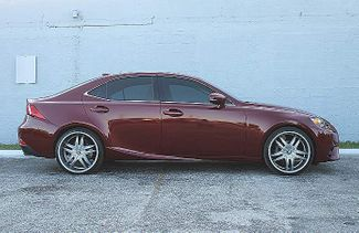 2014 Lexus IS 250 Hollywood, Florida 3