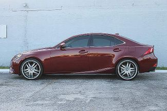 2014 Lexus IS 250 Hollywood, Florida 9