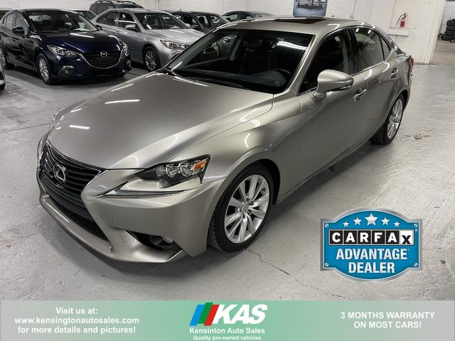 2014 Lexus IS 250 AWD in Kensington, Maryland 20895