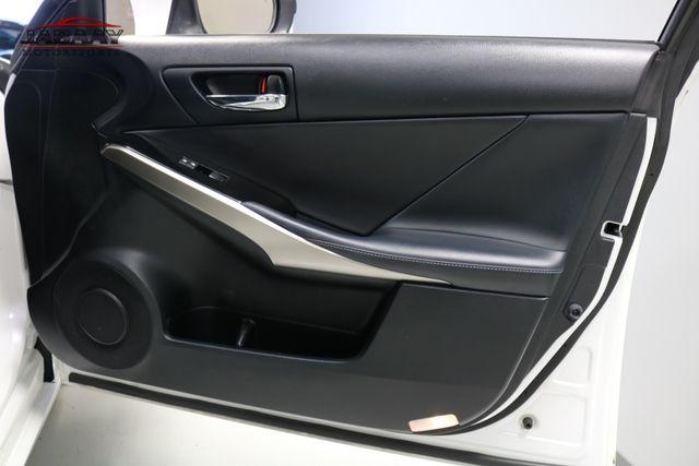 2014 Lexus IS 250 Merrillville, Indiana 25