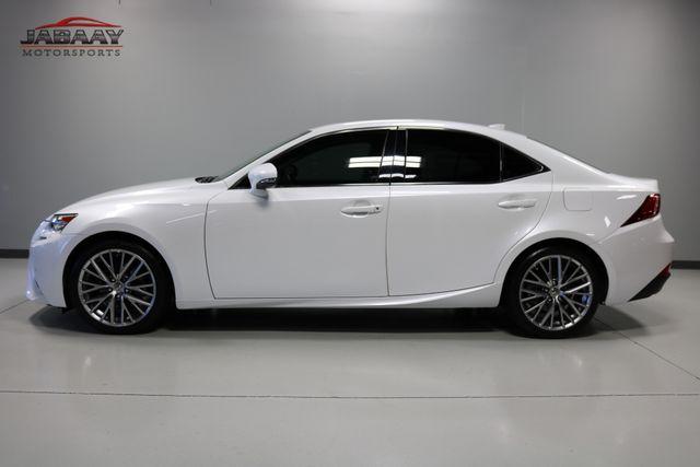 2014 Lexus IS 250 Merrillville, Indiana 1
