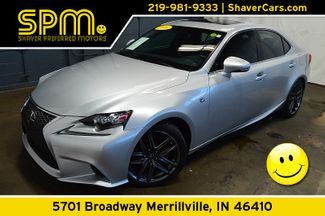 2014 Lexus IS 250 F Sport AWD in Merrillville, IN 46410