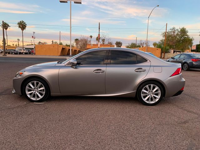 2014 Lexus IS 250 3 MONTH/3,000 MILE NATIONAL POWRTRAIN WARRANTY Mesa, Arizona 1