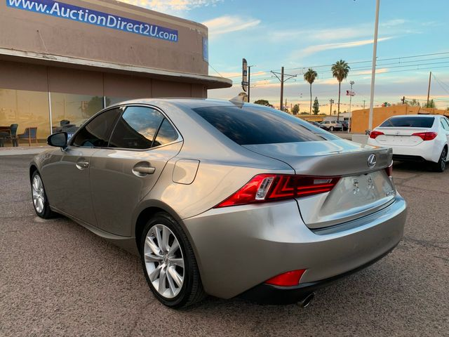 2014 Lexus IS 250 3 MONTH/3,000 MILE NATIONAL POWRTRAIN WARRANTY Mesa, Arizona 2