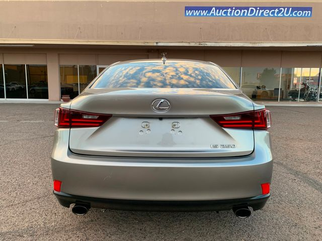 2014 Lexus IS 250 3 MONTH/3,000 MILE NATIONAL POWRTRAIN WARRANTY Mesa, Arizona 3