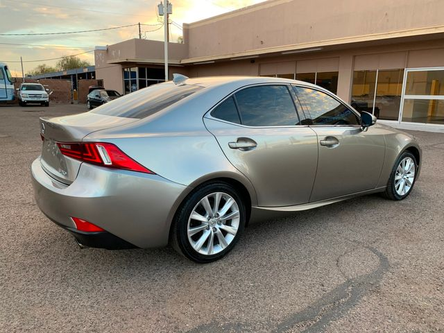 2014 Lexus IS 250 3 MONTH/3,000 MILE NATIONAL POWRTRAIN WARRANTY Mesa, Arizona 4