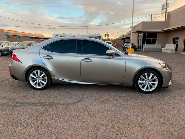 2014 Lexus IS 250 3 MONTH/3,000 MILE NATIONAL POWRTRAIN WARRANTY Mesa, Arizona 5