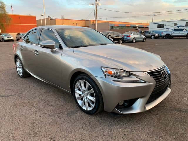 2014 Lexus IS 250 3 MONTH/3,000 MILE NATIONAL POWRTRAIN WARRANTY Mesa, Arizona 6