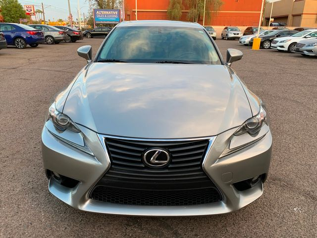 2014 Lexus IS 250 3 MONTH/3,000 MILE NATIONAL POWRTRAIN WARRANTY Mesa, Arizona 7