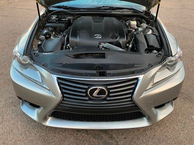 2014 Lexus IS 250 3 MONTH/3,000 MILE NATIONAL POWRTRAIN WARRANTY Mesa, Arizona 8