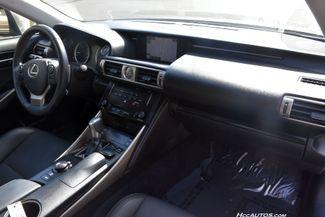 2014 Lexus IS 250 4dr Sport Sdn Auto AWD Waterbury, Connecticut 19