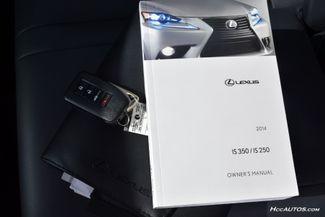 2014 Lexus IS 250 4dr Sport Sdn Auto AWD Waterbury, Connecticut 39