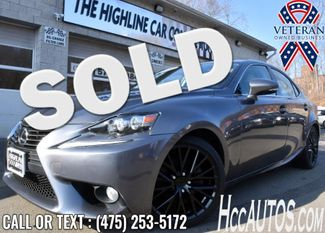 2014 Lexus IS 250 4dr Sport Sdn Auto AWD Waterbury, Connecticut