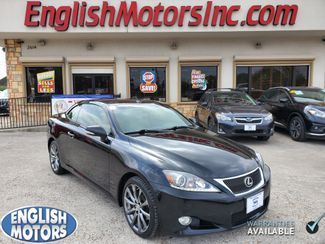 2014 Lexus IS 250C in Brownsville, TX 78521