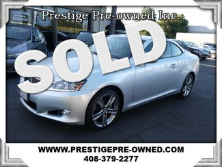 2014 Lexus IS 250C ((**NAVIGATION & BACK-UP CAMERA**))  in Campbell CA