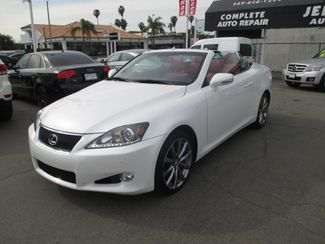 2014 Lexus IS 250C Convertible in Costa Mesa California, 92627
