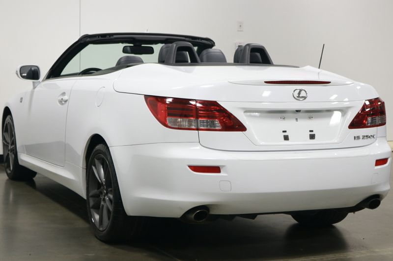 2014 Lexus IS 250C F Sport Roadster  city NC  The Group NC  in Mooresville, NC