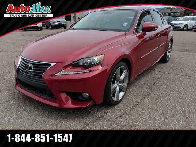 2014 Lexus IS 350 4DR SDN RWD in Albuquerque, New Mexico 87109