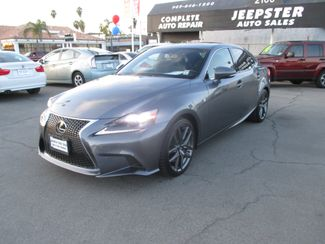 2014 Lexus IS 350 F Sport in Costa Mesa California, 92627