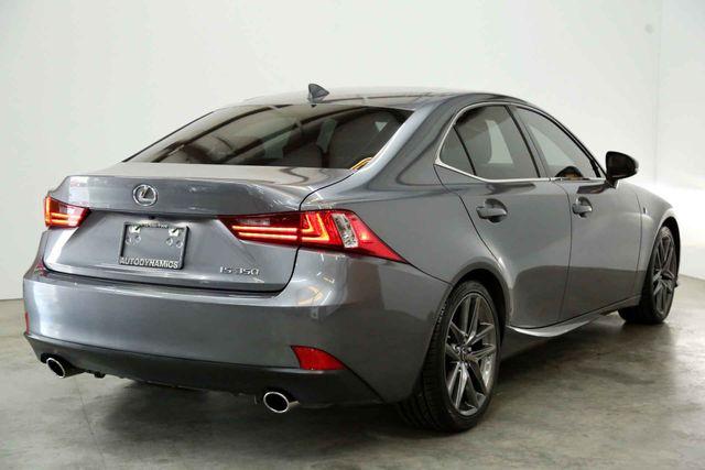 2014 Lexus IS 350 Houston, Texas 11