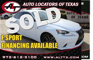 2014 Lexus IS 350 in Plano TX