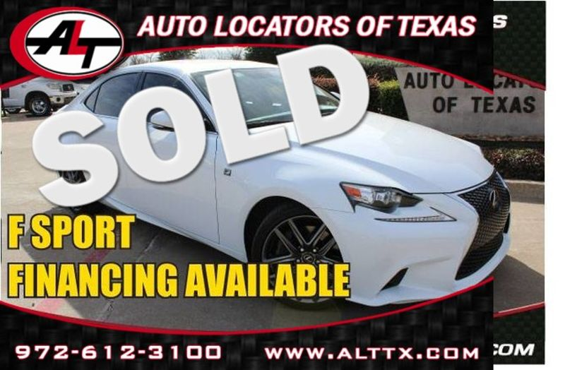 2014 Lexus IS 350   | Plano, TX | Consign My Vehicle in Plano TX
