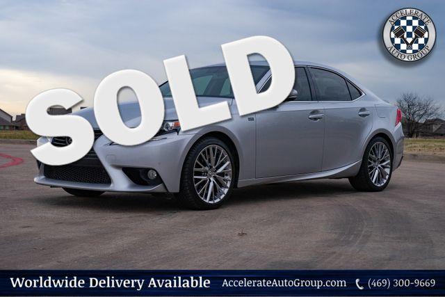 2014 Lexus IS 350  Limited Edition in Rowlett