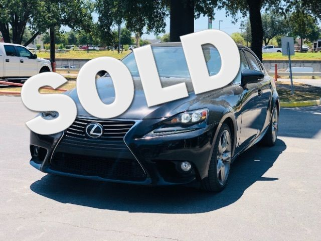 2014 Lexus IS 350 350 RWD in San Antonio, TX 78233
