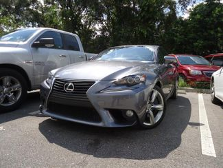 2014 Lexus IS 350 NAVIGATION. AIR COOLED-HTD SEATS SEFFNER, Florida