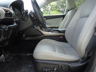 2014 Lexus IS 350 NAVIGATION. AIR COOLED-HTD SEATS SEFFNER, Florida 4