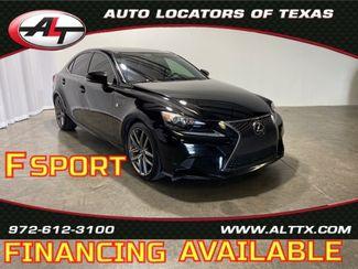 2014 Lexus IS F SPORT in Plano, TX 75093