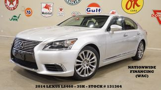 2014 Lexus LS 460 ROOF,NAV,BACK-UP,HTD/COOL LTH,19IN WHLS,35K in Carrollton TX, 75006